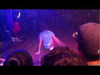 B-Boy Summit 2012 | Flo Master and Twixx vs K-mel and L-Boogie