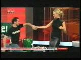 Tamara Sedmak tanzt im DSF.mpg