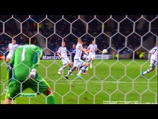 Порту - Динамо 2:1 гол Мартинеса.