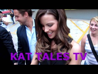 Kate Beckinsale shot by KAT TALES TV