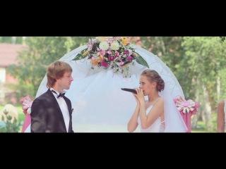 Сбежавшая невеста читает рэп