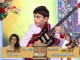 Məhəmməd Mustafalı-Ay aman+Qəlbinə dəymişəm yar.Tandım Səni-Final.06.04.2012.ATV