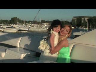 снялась в новом клипе Марины Алиевой - А я ж любила
