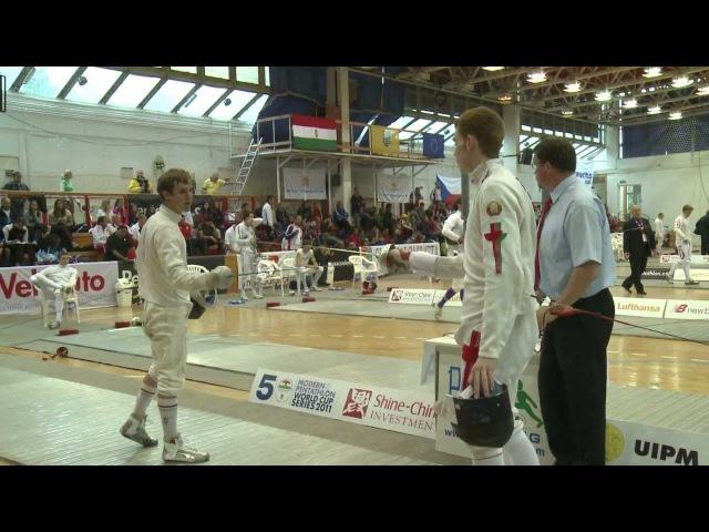 Hungarian Modern Pentathlon Association HD sport clip English version.