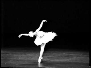 The Dying Swan: Anastasia Volochkova