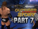WWE 12 - Road to Wrestlemania - Outsider ft. Triple H - PART 7 (WWE 12 HD)