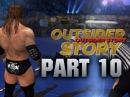 WWE 12 - Road to Wrestlemania - Outsider ft. Triple H - PART 10 (WWE 12 HD)