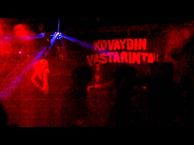 (07.04.) Brainbashers: 2012 Tour @ Kuopio