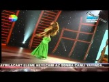 Didem Kinali Stretches Her Legs To The Maximum