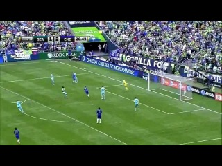 Eden Hazard Vs Seattle (Chelsea USA Summer Tour 2012/13)