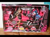 Monster High dolls Ghoul Spirit 3 pack Cleo, Draculaura, and Ghoulia doll Review