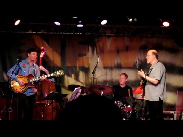 John Scofield`s Hollowbody's Band W/ Kurt Rosenwinkel @Newmorning Paris on 5 july 2012
