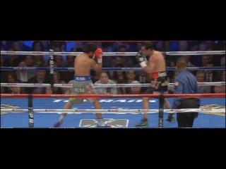 Manny Pacquiao vs Juan Manuel Marquez IV | 4 Highlights