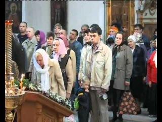 Репортаж с Архиерейского служения в г.Балаково