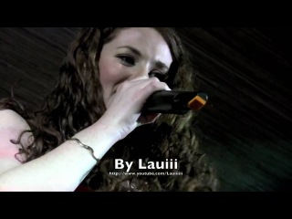 Lena Katina - All The Things She Said Live In Tiffany's Cafe HD