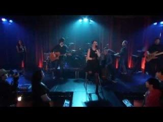 Lena Katina - Online Concert at FanKix (13.12.2011)