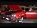 Christine 1958 Plymouth Fury.wmv