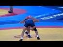 Sharifov AZE v Lashgari IRI 2012 Olympics 84kg Semifinal