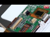 PocketBook A7 - как разобрать планшет и из чего он состоит