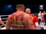 Mariusz Pudzianowski vs  Eric Butterbean Esch-KSW14