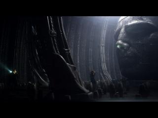 Видео к фильму «Прометей» (2012): Трейлер №2 (дублированный)