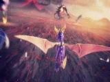the legend of spyro dawn of dragon