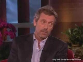 Доктор Хаус на TV Шоу (Рус. озвучка от Гичи)