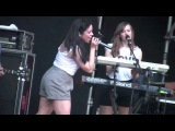 New Young Pony Club at Sonar Festival 2010 We Want To (in HD)