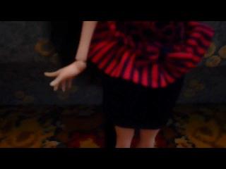 Monster High Draculaura Sweet 1600 обзор на русском