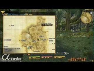 FINAL FANTASY XIV: A Realm Reborn The Black Shroud (Alpha)