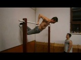 Extremely Strong 49 Year Old Men! (Human flag ,front lever ,handstand ,muscle ups and more...) HD