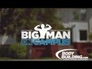 Steve Cook's Big Man On Campus Trailer — Bodybuilding.com