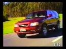 PROPAGANDA COMERCIAL GM CHEVROLET BLAZER S10 S-10 1997 BRASIL BRAZIL