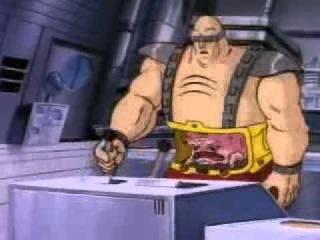 черепашки ниндзя 1сезон 5 серия(1987 DVDRip)