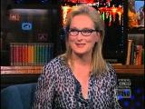 Watch What Happens Live - Meryl Streep
