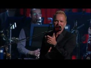 Sting - Desert Rose.- Live Performance in Berlin 2010