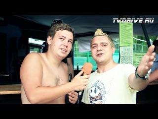 Видео отчет с вечеринки MZ Лешего в аквапарке Экватор!