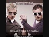 DE MAAR &amp DJ A-NEWMAN - Gorod ne spit
