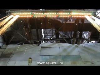 Графический водопад (водяная завеса) AVI-4000/88