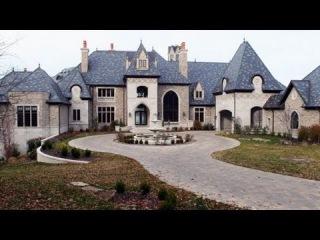 Самые красивые, роскошные и дорогие дома в мире.$30 MILLION Mansion in Lake Saint Louis (US Fidelis Car Warranty CEO)