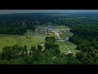 Французский замок Шантийи (Chateau de Chantilly)