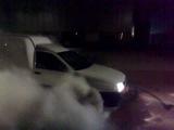 Seat Inca burnout @ Didam