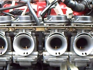 ヨシムラ BST-MJN Inner Kit on 1991 Suzuki BANDIT 400 V GSF400VM GSF400 Yoshimura