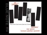 Horace Parlan Quintet Speakin' my piece Full Album