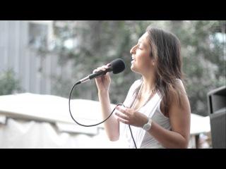 Alina Os - Моя Москва (LOCAL time - 08/07/12)