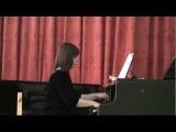 Е.Бозза_Каприс-Импровизация для кларнета и фортепиано
