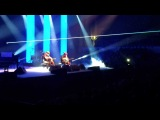 2cellos - the resistance live  Maribor, 24.02.2012
