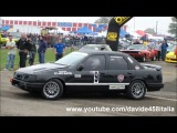 Ford Sierra RS Cosworth +1000hp launches!!!
