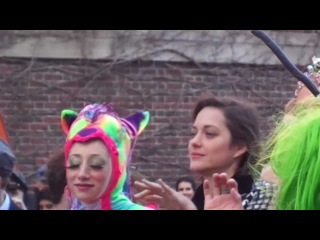 Marion Cotillard - Hasty Pudding Theatricals Woman of the Year (Clip 3)