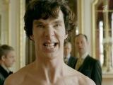 Второй сезон `Шерлока Холмса` зрители Первого канала увидят на день позже, чем в Англии - Первый канал